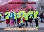 2015 Seattle Half-MarathonTeam