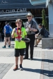 Young Mr. Theo Stokes after his second full marathon. Outstanding.